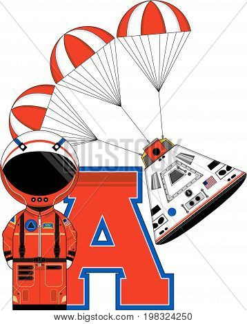 A Is For Astronaut 27