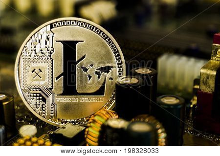 Litecoin Is A Modern Way Of Exchange And This Crypto Currency Is A Convenient Means Of Payment In Th