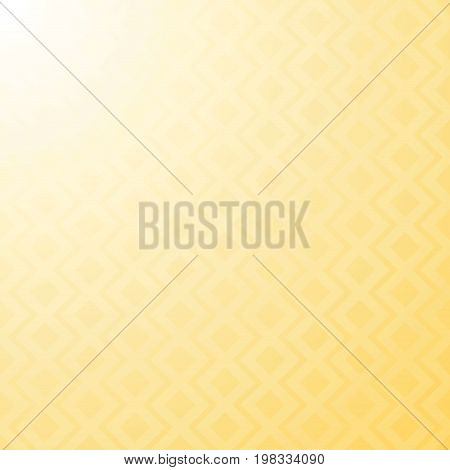 Delicate yellow background with white corner. Soft background. Geometric texture. Useful to decorate your banner web shop publications flyers poster card postcard cover brochure