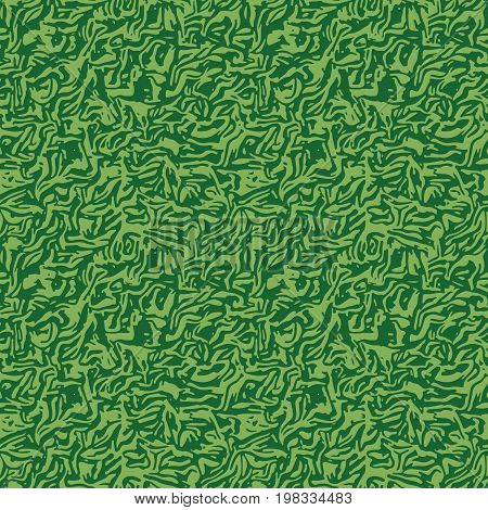 Fresh green background with seamless textured surface and monotone seamless cover. Useful for fabric print textile decor interior decor web page background