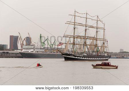 The Tall Ships Races 2017 Klaipeda 07.29-08.01