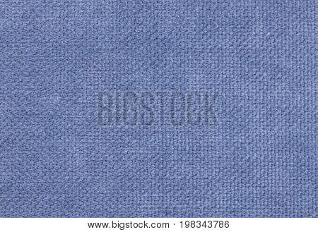Fabric polyester. Glaucous color texture backdrop high resolution