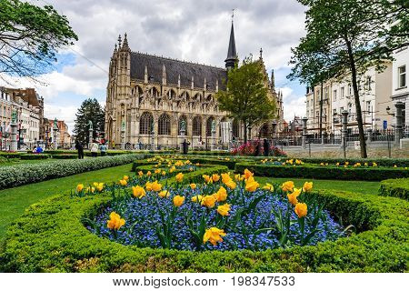 Architecture Of Brussels, Historic Buildings And Streets