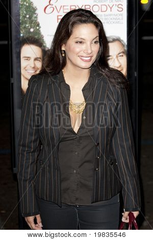 HOLLYWOOD, CA. - NOVEMBER 3: Alex Meneses attends the AFI fest premier of Everybody's Fine on November 3, 2009 at The  Grauman's Chinese Theater in Hollywood.