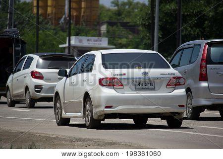 Private Car, Toyota Corolla Altis. Tenth Generation