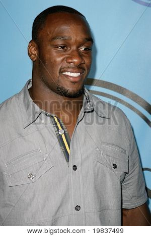HOLLYWOOD, CA - JULY 13: Carolina Panthers football player Jon Beason attends Fat Tuesday at The ESPYs on July 13, 2010 in Hollywood, CA.