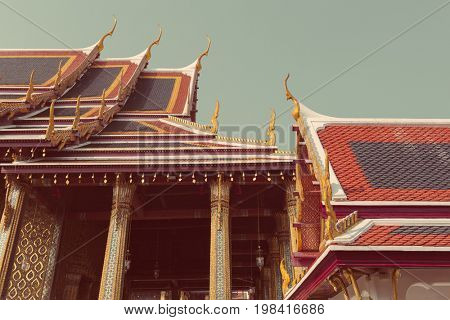 Wat Chalong is the main temple of Phuket