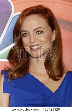 LOS ANGELES - AUG 3:  Heather Graham at the NBC TCA Press Day Summer 2017 at the Beverly Hilton Hotel on August 3, 2017 in Beverly Hills, CA