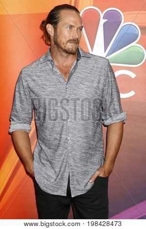 LOS ANGELES - AUG 3:  Jason Lewis at the NBC TCA Press Day Summer 2017 at the Beverly Hilton Hotel on August 3, 2017 in Beverly Hills, CA