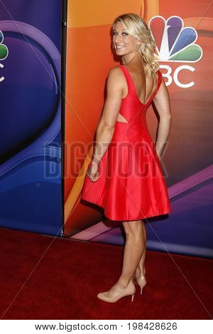 LOS ANGELES - AUG 3:  Jessica Graf at the NBC TCA Press Day Summer 2017 at the Beverly Hilton Hotel on August 3, 2017 in Beverly Hills, CA