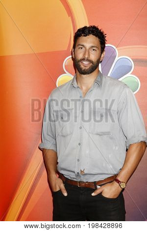 LOS ANGELES - AUG 3:  Noah Mills at the NBC TCA Press Day Summer 2017 at the Beverly Hilton Hotel on August 3, 2017 in Beverly Hills, CA