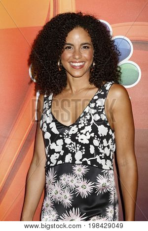 LOS ANGELES - AUG 3:  Parisa Fitz-Henley at the NBC TCA Press Day Summer 2017 at the Beverly Hilton Hotel on August 3, 2017 in Beverly Hills, CA