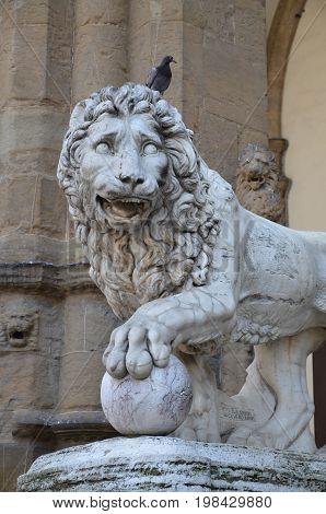 Loggia dei Lanzi (Loggia della Signoria), Florence