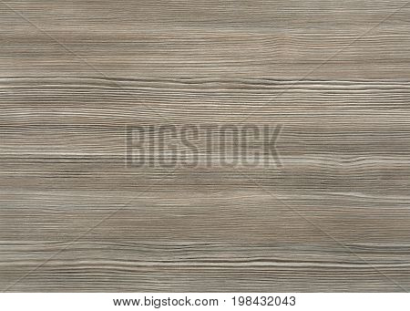 a full frame grey brown wood grain surface