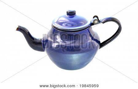A Moroccan teapot