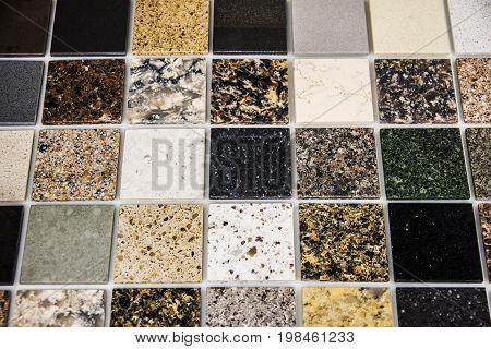 Tile flooring. Granite tile flooring. Bathroom flooring tiles. Tiled flooring of marble. Square tile flooring.