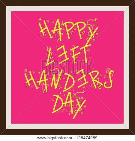 Left Handers Day_02_aug_03