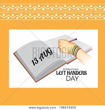 Left Handers Day_02_aug_14