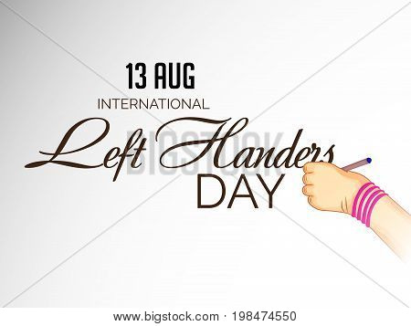 Left Handers Day_02_aug_24