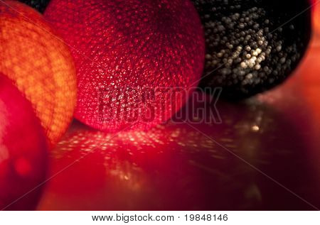 Fabric fairy light, Christmas and New Year's Eve home decoration