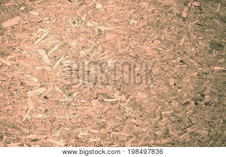 Grungy compressed wooden chips chip board surface