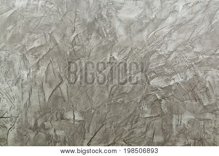 Vintage Style Concrete Wall