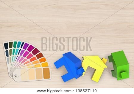 Home Painting Concept