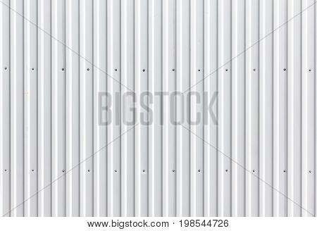 Metal texture vertical lines wall abstract background.