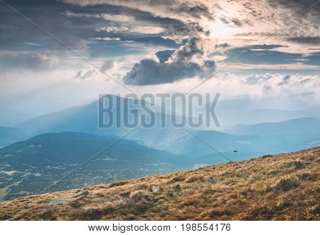 From Hoverla To The West