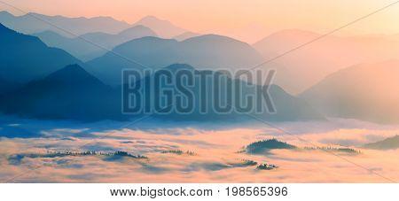 Golden Carpathian Valley
