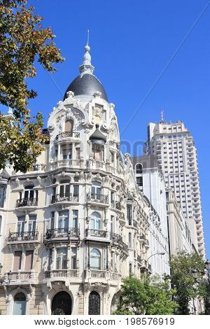 Casa Gallardo, Madrid