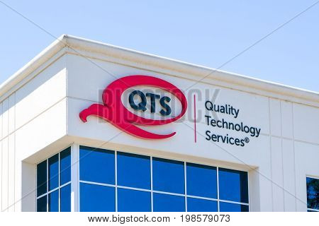Quality Technology Services Exterior And Logo