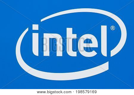 Intel Corporation Trademark And Logo