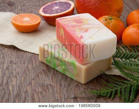 Handmade Organic Soap