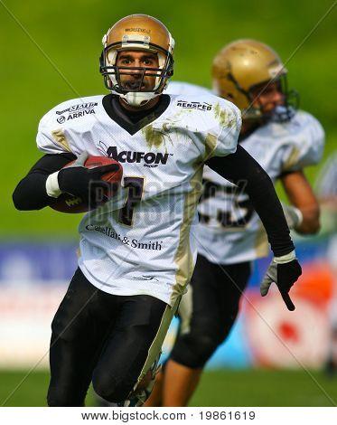 European Football League - Vienna Vikings playing against the Bergamo Lions - May 2008