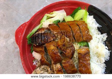 Cooked Peking Duck