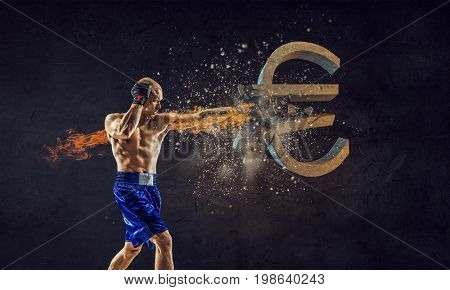 Fighting for currency rate