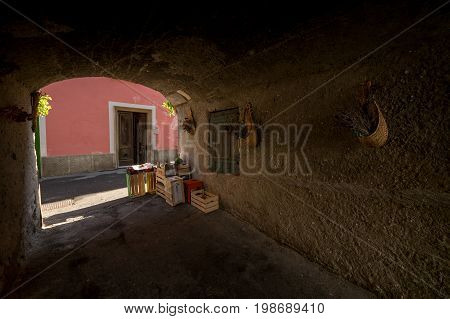 Lerma, Piedmont, Italy - Views Of The Ancient Village