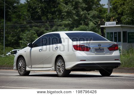 Private Car Toyota Camry