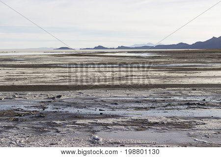 Uyuni Salt Flats is a unique salt desert situated in Bolivia