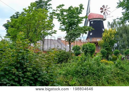 mills and ships in the german east frisia