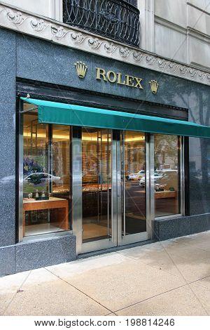 Rolex Watch Store