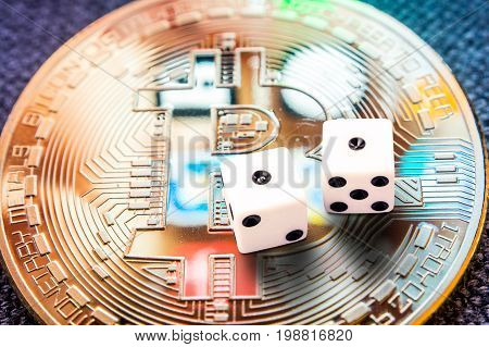 Crypto Currencies Especially Bitcoin Investment Risk