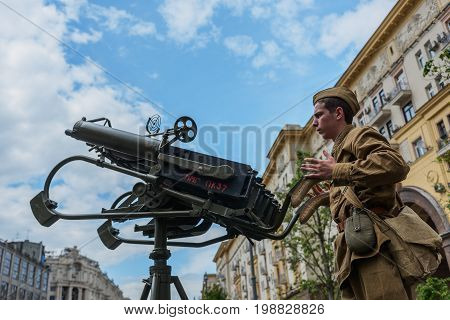 International Festival- Anti-aircraft Guns
