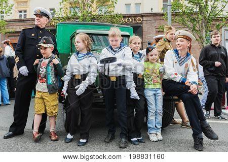 International Festival- Cabin Boy