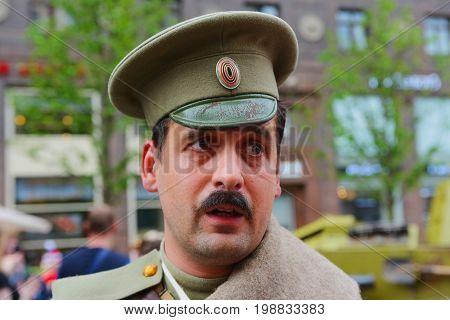 International Festival- Russian Soldier