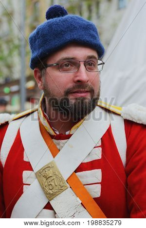 International Festival- Scottish Officer
