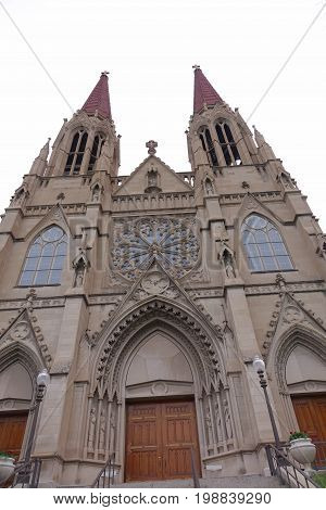 Cathedral of St. Helena has been a Montana landmark since 1908.
