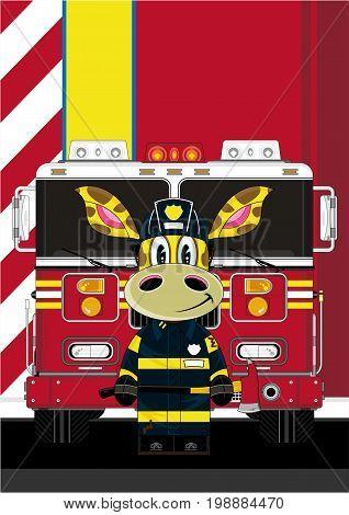 Cute Fireman 32