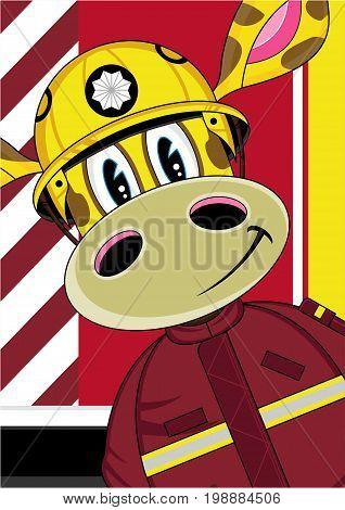 Cute Fireman 44